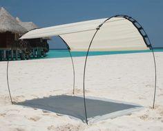 Portable Beach Shade Canopy                                                                                                                                                     Más