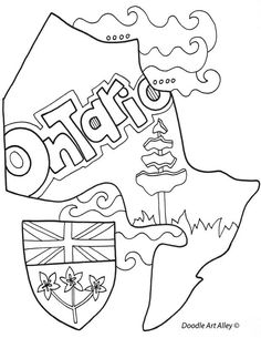 CANADA DAY - These pages are for all my awesome Canadian friends and for those who want to get to know the country to the north a little better. Just click and print. Social Studies Activities, Science Worksheets, Teaching Social Studies, Worksheets For Kids, Science Classroom, Social Science, Classroom Ideas, Ontario, Canadian Social Studies