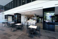 Zucca Espresso by Masterplanners Interiors, Perth - Australia