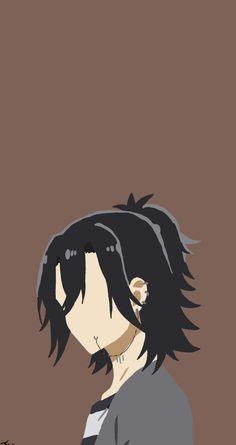 Minimalist Anime Wallpaper