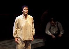 Rob Karel plays Anthony in #SweeneyTodd at #CircleTheatre - Cory Morse | MLive.com