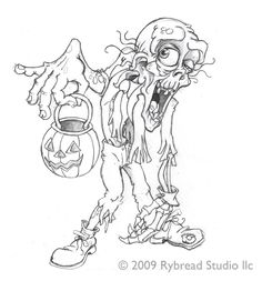 zombies coloring pages | Zombie Coloring Page | Free Zombie Online Coloring