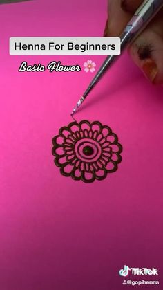 Pretty Henna Designs, Modern Henna Designs, Henna Tattoo Designs Simple, Basic Mehndi Designs, Mehndi Designs For Beginners, Mehndi Designs For Girls, Mehndi Design Photos, Latest Bridal Mehndi Designs, Engagement Mehndi Designs