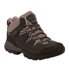 Regatta Women's Trail Holcombe Mid Walking Boots >>> Details can be found by clicking on the image.