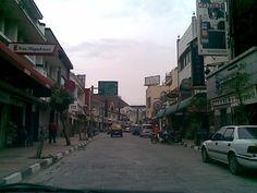 Braga St. Bandung City - Nowadays