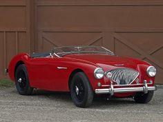 1955-56 Austin Healey 100-4 - LGMSports.com