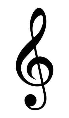 Piano music have two Clefs, one of which is the treble clef and one Bass Clef. Music Drawings, Music Artwork, Music Tattoos, Tatoos, Osiris Tattoo, Treble Clef Art, Coffee Cup Art, Glue Art, Biomechanical Tattoo