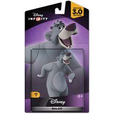 The Jungle Books Baloo Coming Soon To Disney Infinity 3.0