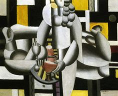 Two Women & Still Life First State, Fernand Leger