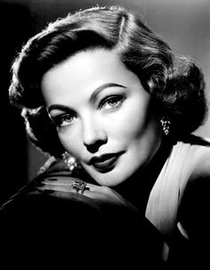 Gene Tierney - Page 67 - the Fashion Spot