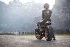 VTR Customs & Sabine Holbrook for Taveri Moto - RocketGarage - Cafe Racer Magazine