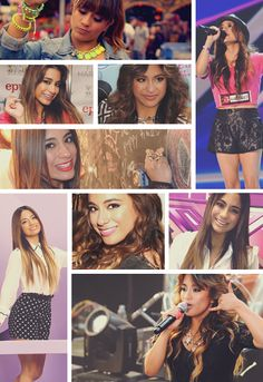 """Shes 21! Even though shes a """"woman"""" now, she will always be our goofy little allycat, and the cutie with the bangs. Happy birthday ally, I love you"""