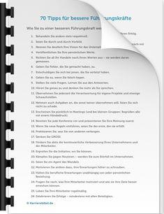 Führungskraft werden Tipps Ratgeber eBook Verben Mit Dativ, Content Management System, Team Coaching, Creative Gift Wrapping, Personal Branding, Classroom Management, Self Improvement, Good To Know, Leadership