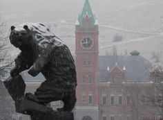 Missoula, Montana.  My son just graduated from here :)  So proud.