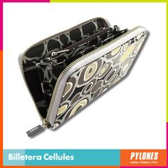 #Billetera Cellules #DíaDeLaMujer  Pylones Colombia