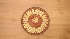 Aprende a preparar este delicioso pastel de manzana con jengibre