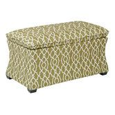 Found it at Wayfair - Hourglass Storage Ottoman $130.17 (comes in grey and blue too)