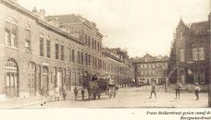 Frans Bekkerstraat corner Boergoense vliet