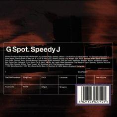 Speedy J - G Spot