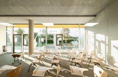 Galería de Escuela Secundaria The New Ergolding / Behnisch Architekten + Behnisch Architekten & Architekturbüro Leinhäupl + Neuber - 9