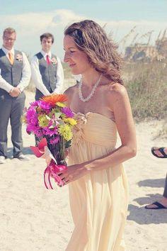 pinwheel bouquet  pinwheel summer wedding  pinwheel beach wedding  available at pinwhirls.com