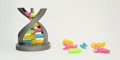 3D Printed Educational DNA kit