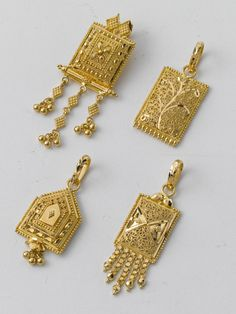 1 # gm and price 2 # gm and price Rs. 3 # gm and price Rs. 4 # gm and price Rs. Gold Earrings Designs, Gold Jewellery Design, Necklace Designs, Gold Pendent, Pendant, Arabic Jewelry, Gold Finger Rings, Locket Design, Gold Jewelry Simple