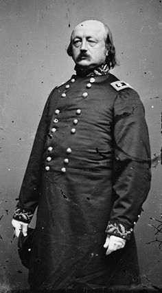 "General Benjamin Franklin Butler, known in the south (especially in New Orleans, where he served as military governor) as ""Beast Butler."""