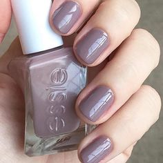 """Paint the perfect #purple #manicure with @essie's """"Take Me to Thread."""""""