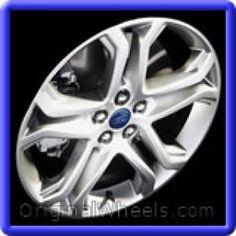 Ford Edge  Wheels Rims Hollander  Ford Edge Ford