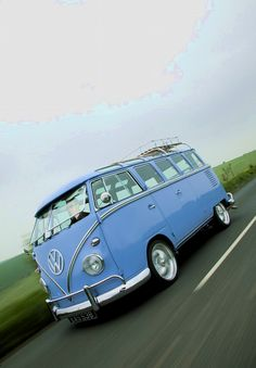 VW van (want)