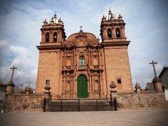 Iglesia de San Sebastian. Cusco, Peru