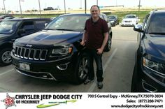 Excellent Customer Service, so happy with my last experience earlier in the year that I came back and bought another vehicle from Joe Ferguson and the folks at Dodge City of McKinney. - Kyle Wiltgen, Monday, April 14, 2014 http://www.dodgecityofmckinney.net/?utm_source=Flickr&utm_medium=DMaxxPhoto&utm_campaign=DeliveryMaxx