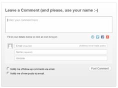 Blog Commenting - Have It or Not? See why leave it open for everyone...