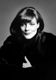 Maggie Smith at any age knows a great deal about Being A Woman.