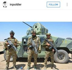 iraqi special force