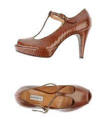 FRATELLI ROSSETTI - Pumps with open toe