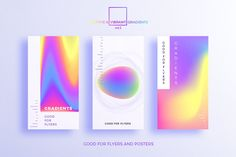 by Olga Ryzychenko on This creative colorful set of 30 vivid abstract gradients and 12 shapes will be ideal for modern designs. Creative Typography, Typography Logo, Mood Wallpaper, Graphic Design Posters, Packaging Design, Tea Packaging, Motion Design, Banner Design, Business Card Design