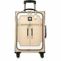 River island suit case
