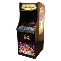 Galaga (ギャラガ Gyaraga) is a fixed shooter arcade game developed and published by Namco in Japan and published by Midway in North America in 1981. It is the sequel to Galaxian, released in 1979. The gameplay of Galaga puts the player in control of a spacecraft which is situated at the bottom of the screen. …