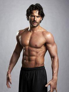 muscular cut male model by HealthDaddi, via Flickr