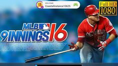 MLB 9 Innings 16 Game Review 1080p Official Com2uSSports 2016