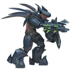 Mgalekgolo - Halo Nation — The Halo encyclopedia - Halo Halo 2 . Halo 3, Halo Game, Master Chief Costume, Halo Action Figures, Lego Halo, Hunter Name, Creature Picture, Dnd Monsters, Green Arrow