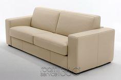 room service 360 Capri Italian Leather Sleeper Sofa By Gamma Arredamenti Contemporary Sleeper Sofas, Contemporary Furniture, Sofa Bed, Couch, Italian Furniture, Leather Sofa, Queen Size, Love Seat, Room