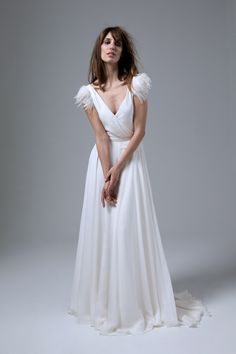 DAISY.1264 | Halpenny London Bridal Gown | Wedding Dress | http://www.rockmywedding.co.uk/lookbookpages/ss16/