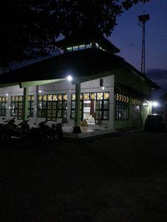 Secret mosque