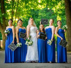 Very #special people!  #wedding #bride #bridesmaids #weddingparty #girls #royalblue #dresses #flowers #trees #forest #sisters #signs #relationships #road #canopy #weddingphotographer #torontophotographer #burlingtonphotographer #snapscenephoto