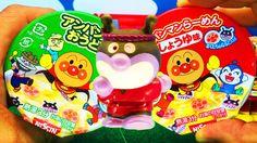 アンパンマン アニメおもちゃ ラーメンとおうどんとバイキンマン