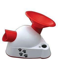 Look at this #zulilyfind! Talking Dog Ball Fetcher Set #zulilyfinds