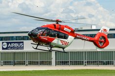 Airbus Delivers First EC145 T2 to German HEMS Operator - Aviation Today